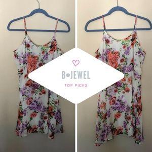 🔥SALE🔥 NWOT B JEWEL Summer Mini Dress